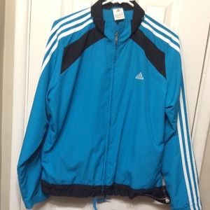 Adidas windbreaker jacket ❄️